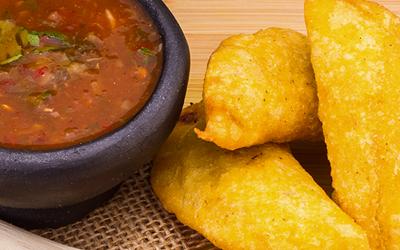 Nuestros sabores Colombianos
